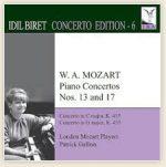Idil Biret Mozart piano concertos